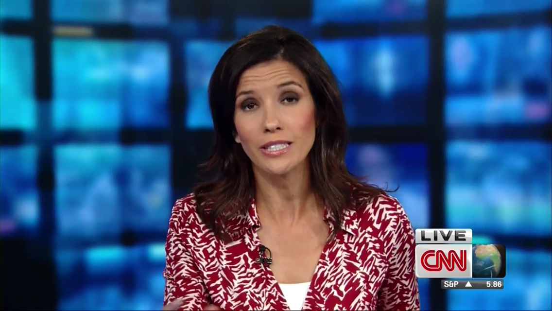 Captivating CNN International ... Part 26