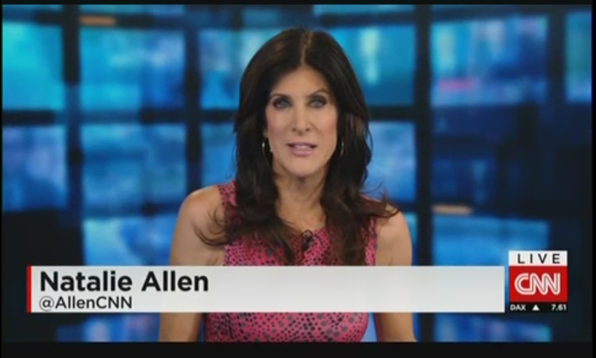 The Debut Occurred During Natalie Allenu0027s Block Of CNN Newsroom: Part 74