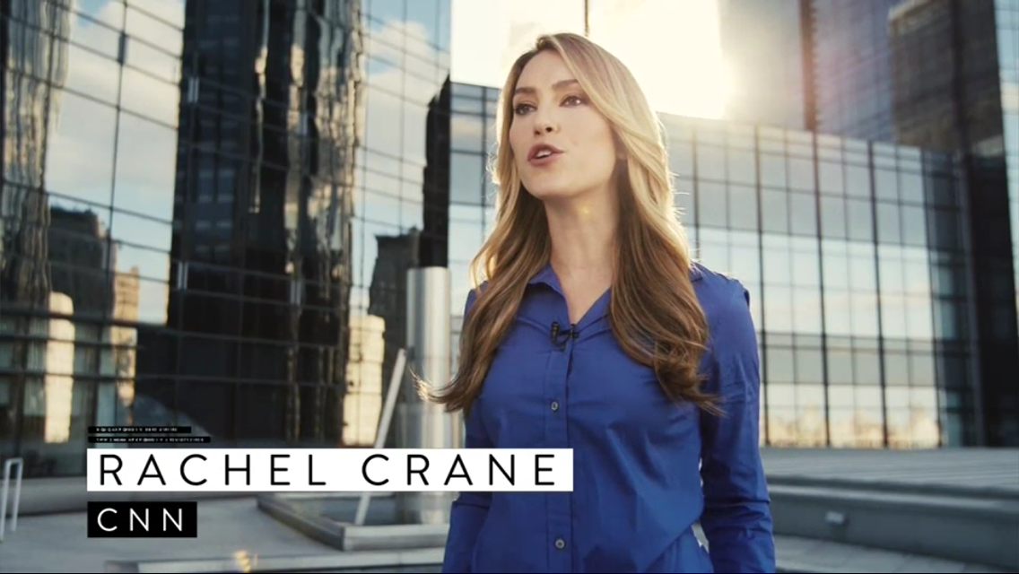 Rachel Crane Chief Innovation Correspondent CNN Commentary