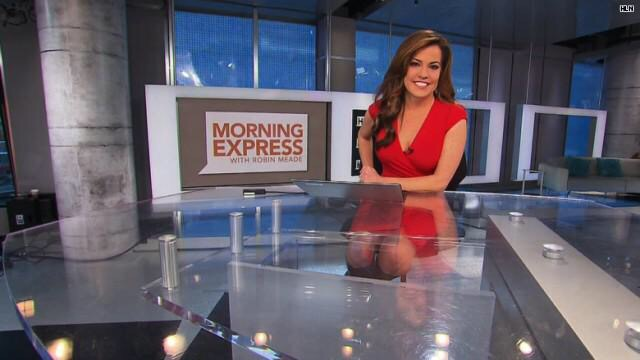 Morning Express' new home – CNN Commentary