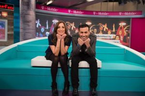 Anchors Ali Nejad and Yasmin Vossoughian
