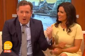 Morgan and co-host Susanna Reid