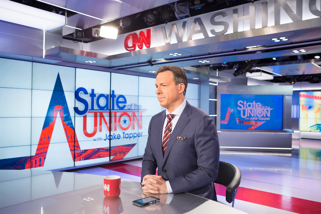 Jake Tapper's State of the Union goes commercial free ...