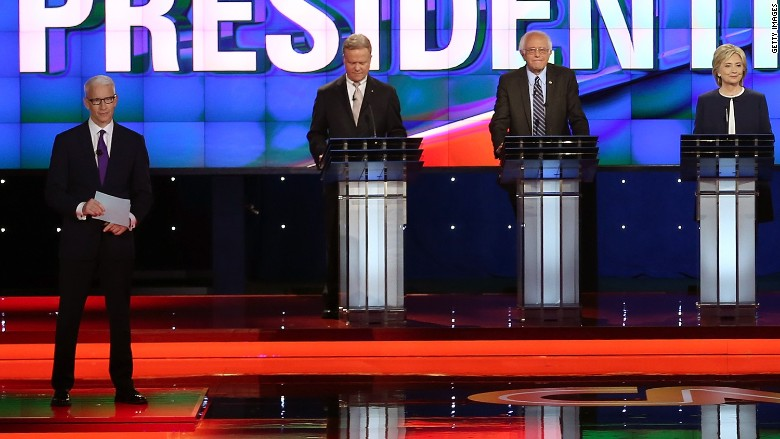 cnn s democratic debate sets a democratic record with 15 3 million