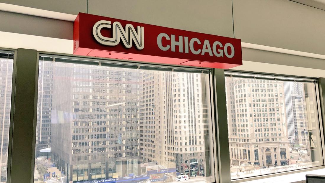 CNN Moves Chicago Bureau