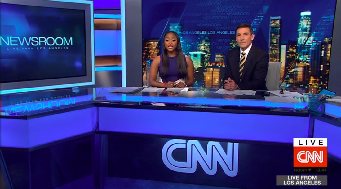 Cnn Newsroom Live From Los Angeles Canceled Cnn Commentary