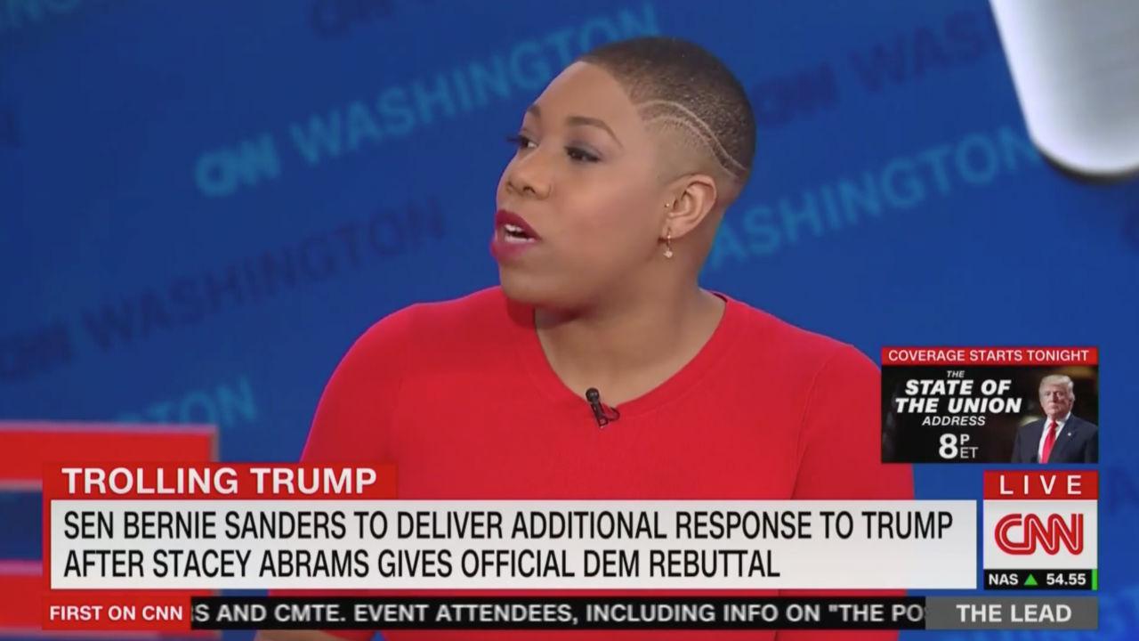 Symone Sanders joins Team Biden, leaves CNN – CNN Commentary