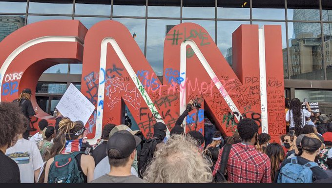 cnn graffiti